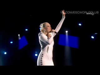 ESC 2013 Norway: Margaret Berger - I Feed You My Love  (�������� �� �������� ����� ����������� 2013)